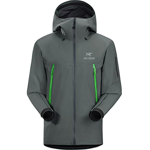 Arc'teryx Beta SV Jacket - Men's Nautic Grey Medium