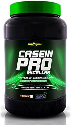 Big Man Nutrition Casein Pro Micellar Mezcla de Proteínas, Chocolate - 910 gr