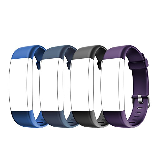 App-enabled Fitness Trackers