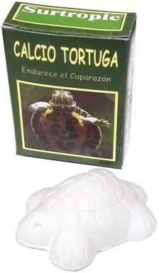 SURTROPIC Calcio para Tortugas ENDURECE CAPARAZON
