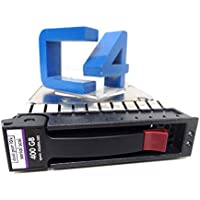 New HP Hewlett Packard 455543-001 New 455543001 455543-001 400GB 10000RPM Hard Drive SAS 3.5-Inch Hot Plug DP