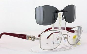 Amazon.com: Bvlgari 2150-b-54 X 17 polarizadas anteojos de ...