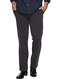 Men's Straight Fit Downtime Khaki Smart 360 Flex Pants D2