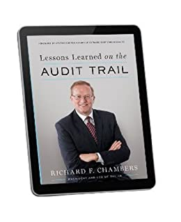 Amazon lessons learned on the audit trail ebook ebook lessons learned on the audit trail ebook by chambers cia qial cgap fandeluxe Gallery