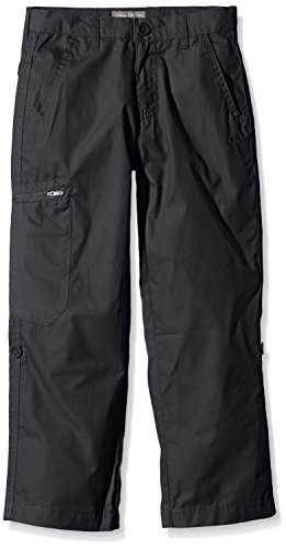 Craghoppers Kids Kiwi Trousers Pants, Navy, Size 9-10 by Craghoppers