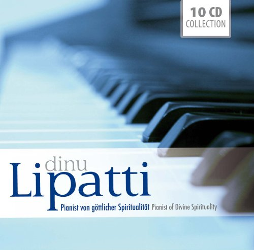 Dinu Lipatti: Pianist of Divine Spiriuality (Kate Spade Uk Shop)