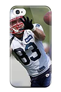 Special Design Back Wes Welker Pictures Phone Case Cover For Iphone 4/4s