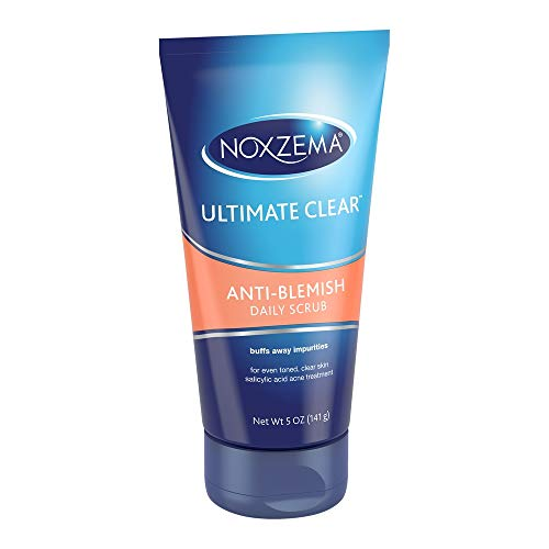 Noxzema Clean Blemish Control Daily Scrub 5 oz Pack of 5