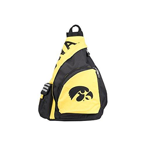 - Officially Licensed NCAA Iowa Hawkeyes Leadoff Slingbag