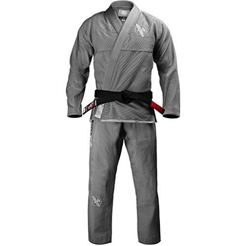 Hayabusa Lightweight Jiu Jitsu Gi (Grey, A4)