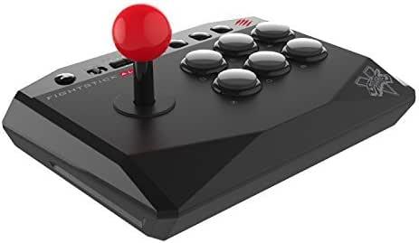 Mad Catz Street Fighter V Arcade FightStick Alpha for PlayStation4 ...
