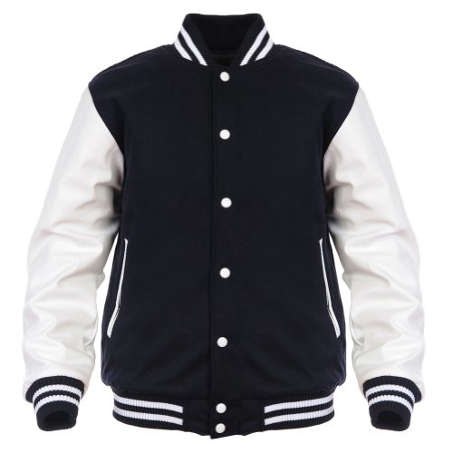 Angel Cola Varsity Synthetic Letterman product image