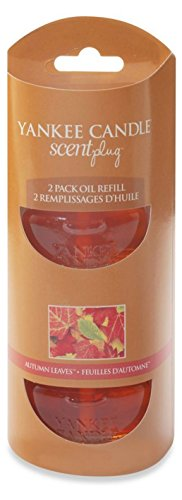Yankee Candle Autumn Leaves Refill 2-Pack