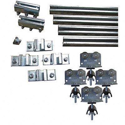 Festoon System Kit, Flat, 1.50x2.12, L20 Ft