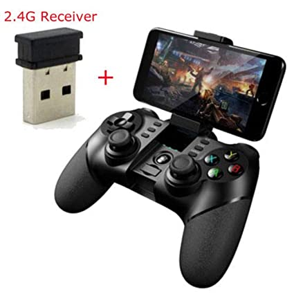 Amazon.com: FidgetFidget Wireless Game Controller Gamepad ...