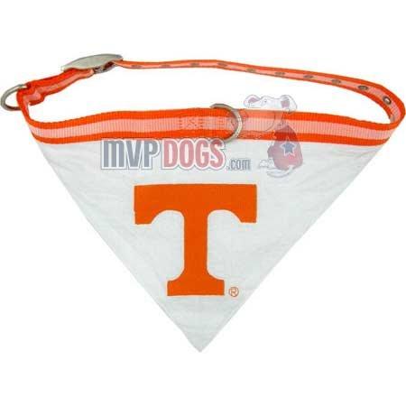Tennessee Volunteers NCAA Dog Collar Bandana Large