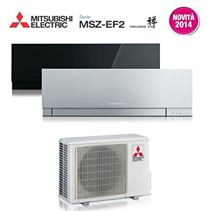 MITSUBISHI ELECTRIC Climatizador DUAL SPLIT INVERTER Serie MSZ EF2 ...