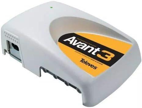 Televes avant - Amplificador avant 3 bi/fm-vhf-2uhf 5 filtro ...