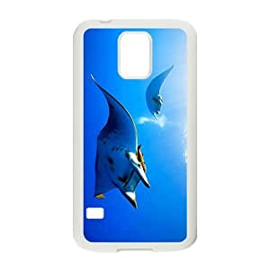 Devil Ray Hight Quality Plastic Case for Samsung Galaxy S5 by runtopwell