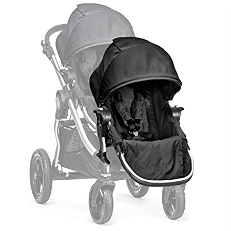 dd3d5707fc98 Amazon.com   Baby Jogger City Select Stroller with 2nd Seat Onyx   Jogging  Strollers   Baby