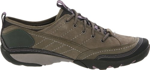 Merrell MERRELL MIMOSA LACE - Zapatillas para mujer verde - Dusty Olive