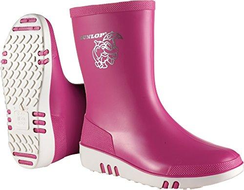 Dunlop Kinderstiefel Pink Gr.20