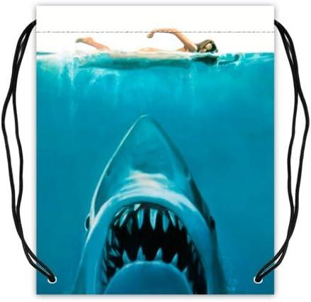 INTERESTPRINT Underwater Octopus Shark Crab Outdoor Sports Travel Duffel Bag