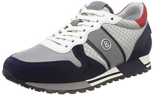 Bogner Men's Livigno 1d Trainers Mehrfarbig (Navy/Grey/Red) sale cheap online discount websites C5v6h2r7