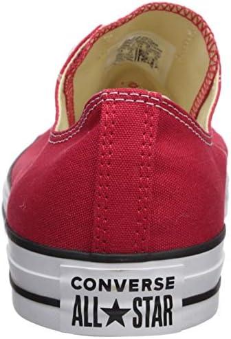 Mierda Queja revelación  Converse Chuck Taylor All Star Core Ox, Zapatillas Unisex: Converse:  Amazon.es: Zapatos y complementos