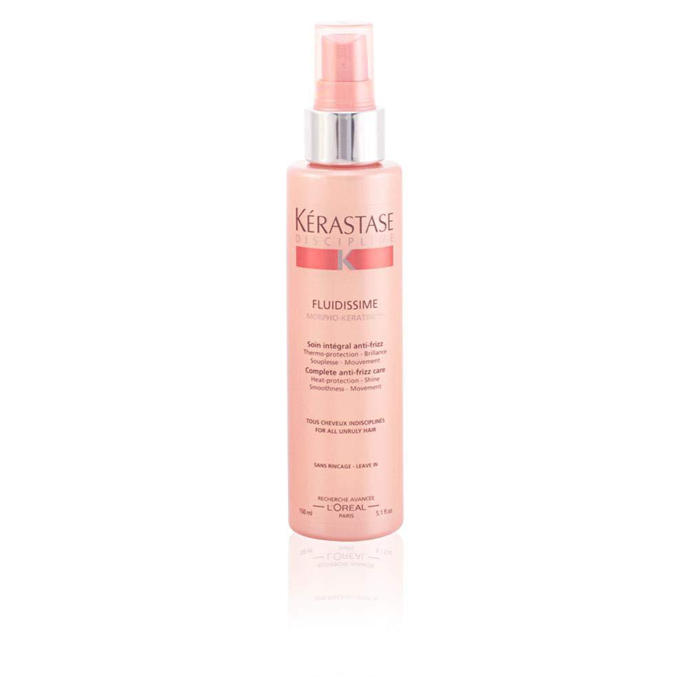 Kerastase Discipline Fluidissime Complete Anti-Frizz Care Spray for Unisex, 5.1 Ounce