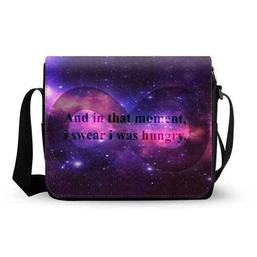 nebula-galaxy-space-universe-messenger-bag-hipster-infinity-quotes-and-in-that-moment-i-swear-i-was-