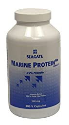 Seagate Products Marine Protein Plus Omega-3\'s 700 mg 300 Capsules