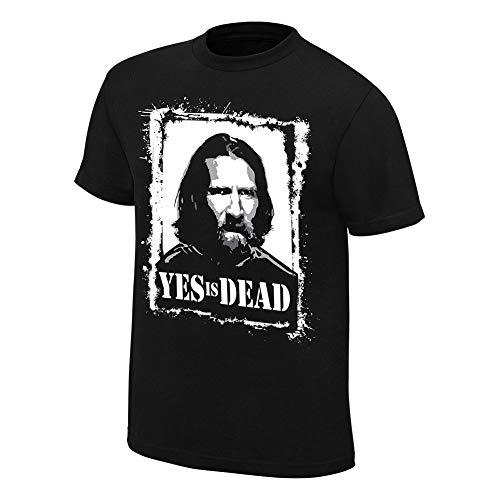Daniel Bryan Yes is Dead T-Shirt Black 5XL (Daniel Bryan Yes Yes Yes T Shirt)