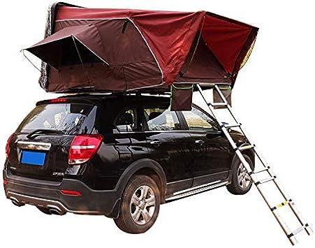 CARWORD - Tienda de campaña para 2 o 3 Personas, para Coches, Camiones, SUV, Camping, Viajes, Coche, Refugio Solar: Amazon.es: Deportes y aire libre