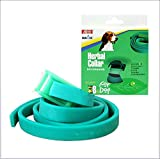 Flea and Tick Collar for Cats Dogs - Adjustable & Waterproof Pet Flea Collar, No Side Effects,Safely Repels Ticks and Deodorization