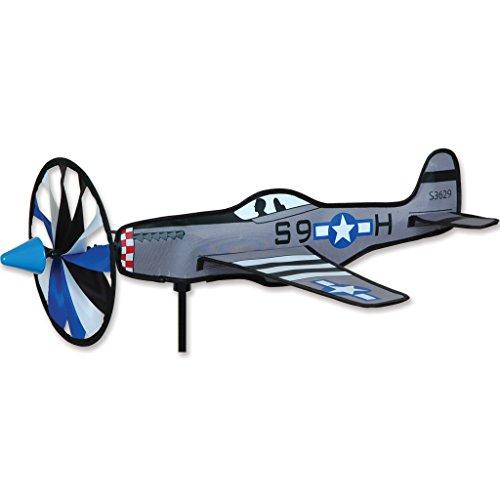 Premier Kites 20 in. P-51 Mustang Spinner ()