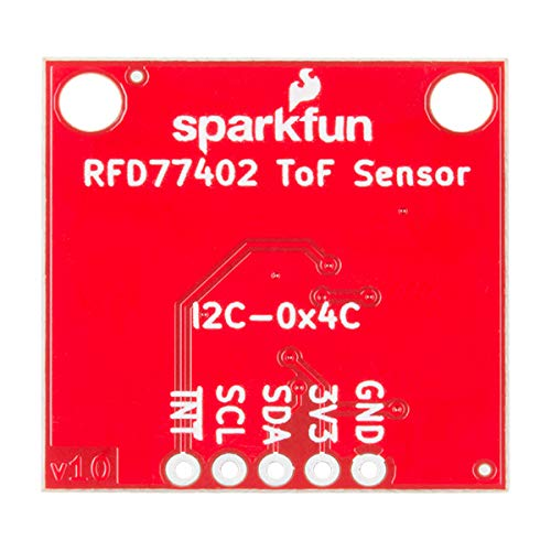 SparkFun (PID 14539) Distance Sensor Breakout - RFD77402 (Qwiic) by SparkFun (Image #4)