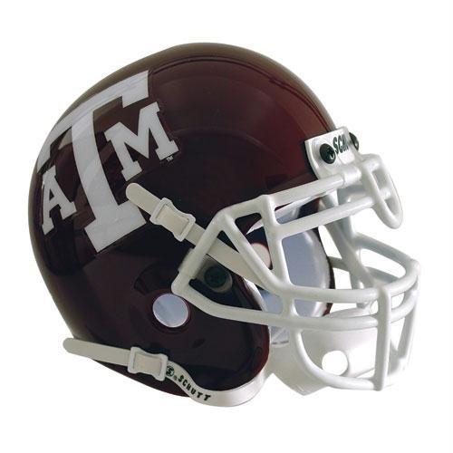 NCAA Texas A&M Aggies Replica Helmet – DiZiSports Store