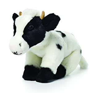 Nat and Jules Plush Toy, Cow, Large