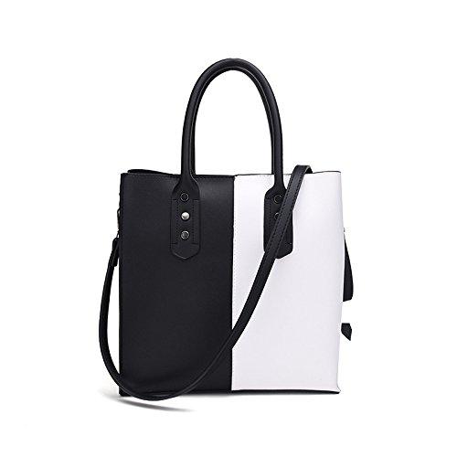 Bag Pu Bag Leather Shoulder Bag Large Bag Whi Fashion Tote Big Tote Ladies zq0xwEg