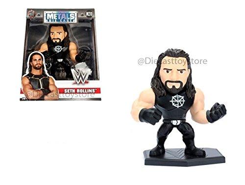 JADA 4'' METALS - WWE - SETH ROLLINS (M210) 97979 by New Jada