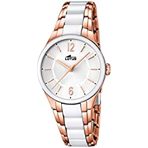 Lotus Classic 15936/1 Wristwatch for women With Ceramic Elements
