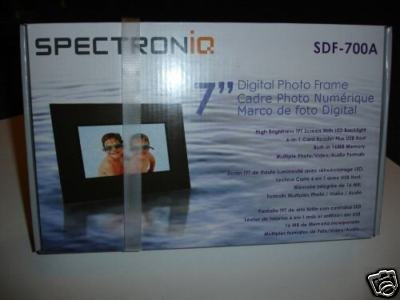 Spectroniq SDF700B-RB 7