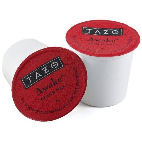 Tazo Awake Black Tea Keurig K-Cups, 48 Count by TAZO