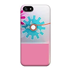 Fashion Protective Romantic Card Valentine For Iphone 4/4S Case Cover