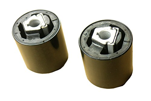 Arm Bushing Bmw Control (Front Upper Control Thrust Arm Bushing Fit for BMW X5 00-06 Left Right 31121096372/31126769715 (2pcs))