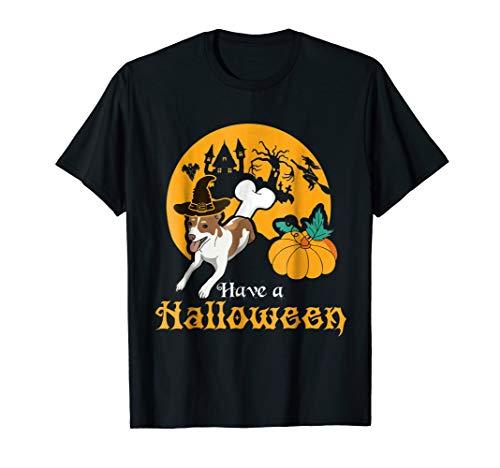 Rat Terrier cute Halloween Costume -