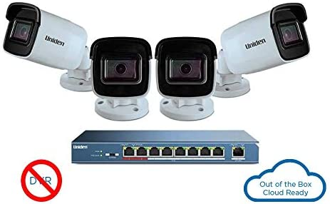 Uniden Security System