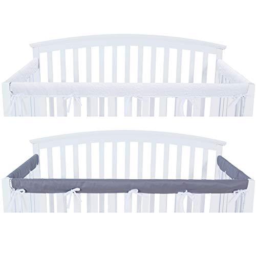 3 Piece Crib Rail
