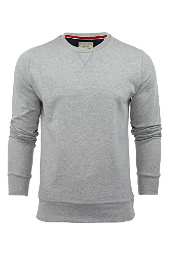 Jones Brave De Homme Pull Ras Soul Grey Light Cou